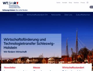 wtsh.de screenshot