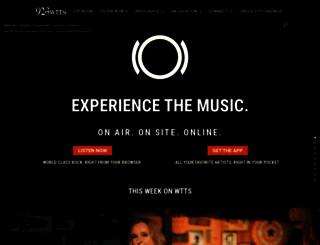 wttsfm.com screenshot
