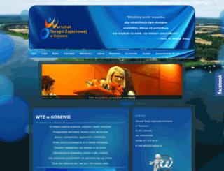 wtzkosewo.pl screenshot