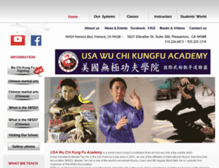 wuchikungfu.com screenshot