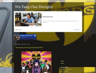 wudisciples.blogspot.be screenshot