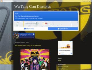 wudisciples.blogspot.com screenshot