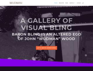 wudman.com screenshot
