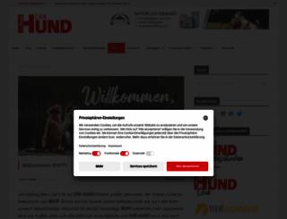 wuff-online.com screenshot