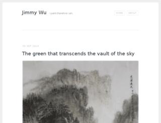 wujianmin.net screenshot