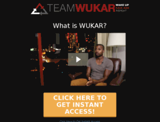 wukarpartners.com screenshot