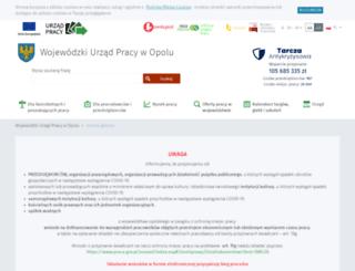 wup.opole.pl screenshot