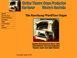 wurlitzer-karrinyup.com screenshot
