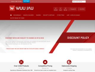 wuujau.com screenshot