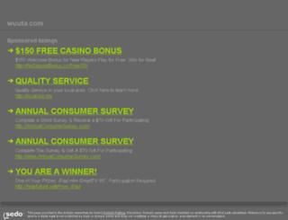wuuta.com screenshot