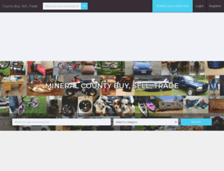 wv-mineral.countybuyselltrade.com screenshot