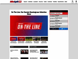 wv.milesplit.com screenshot