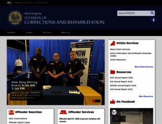 wvdoc.com screenshot
