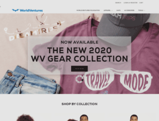 wvgear.com screenshot