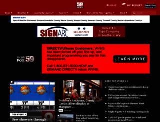 wvnstv.com screenshot