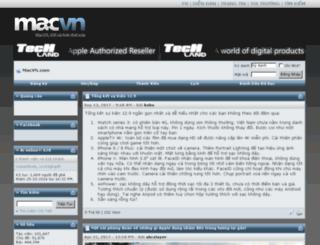 ww.macvn.com screenshot