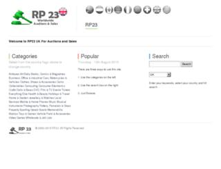 ww.rp23.co.uk screenshot
