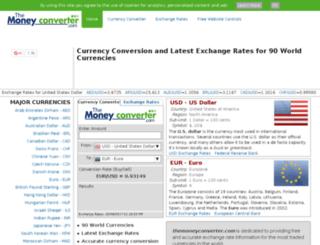 ww1.themoneyconverter.com screenshot