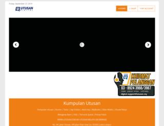 ww1.utusan.com.my screenshot
