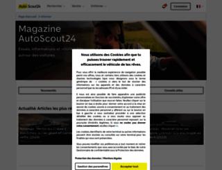 ww2.autoscout24.fr screenshot
