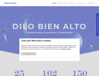 ww2.chequemotiva.es screenshot
