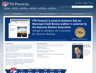 ww2.ftnfinancial.com screenshot