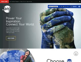 ww2.pir.org screenshot