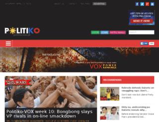 ww2.politics.com.ph screenshot