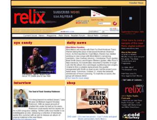 ww2.relix.com screenshot