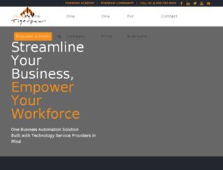 ww2.tigerpawsoftware.com screenshot