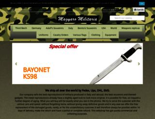 ww2militaria.biz screenshot