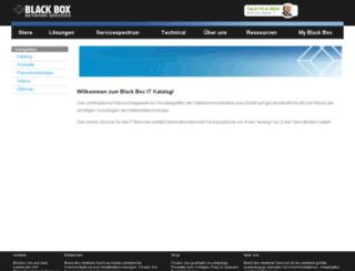 ww3.black-box.de screenshot