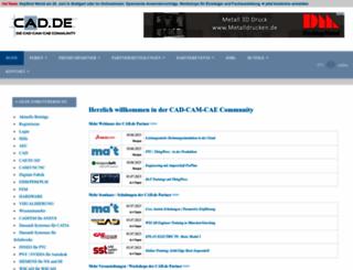 ww3.cad.de screenshot