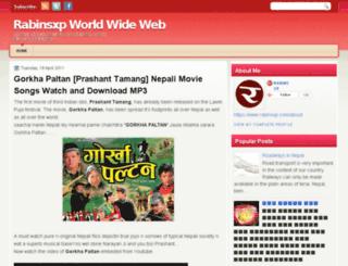ww3.rabinsxp.com screenshot