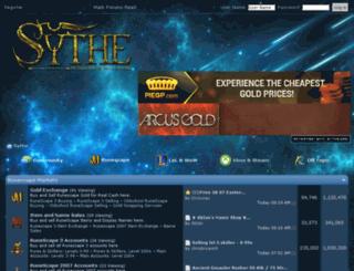 ww3.sythe.org screenshot