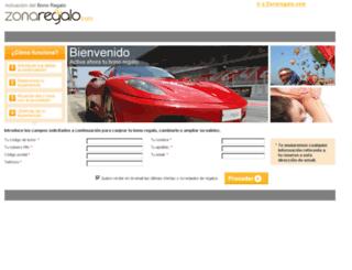 ww4.zonaregalo.com screenshot