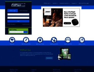 ww8.fltplan.com screenshot