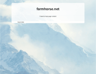 ww90.farmhorse.net screenshot