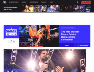wwe7.net screenshot