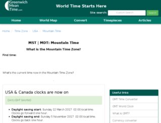 wwp.mountain-standard-time.com screenshot