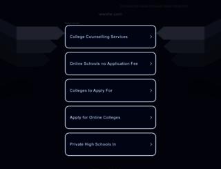 wwshe.com screenshot