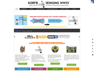 wwsv.nl screenshot