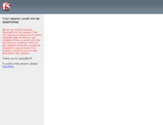 www-cert.mercy.net screenshot
