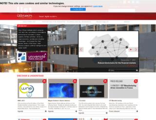 www-civa.cea.fr screenshot