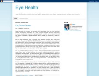 www-eyes.blogspot.com screenshot