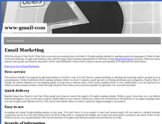 www-gmail-com.org screenshot
