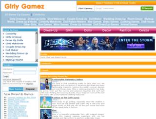 www-gril-com.girl-dress-up-games.com screenshot