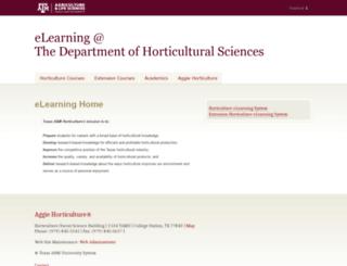 www-horticulture.tamu.edu screenshot
