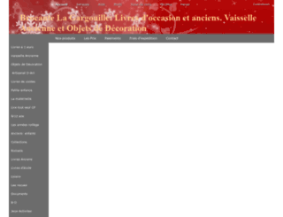 www-livresoccasionetancien-kingeshop-com.kingeshop.com screenshot