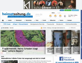 www-obb.pnp.de screenshot